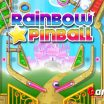 Rainbow Star Pinball Teaser Rainbow Pinball is a funny and colorful action game with cute themed worlds - image - Gameiino.com