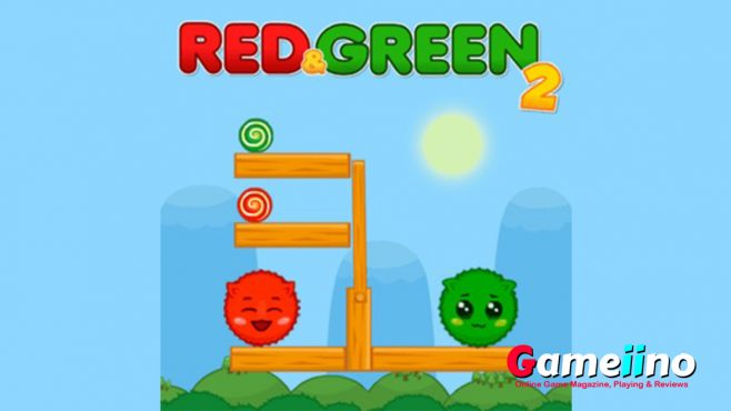 Red And Green 2 - Gameiino