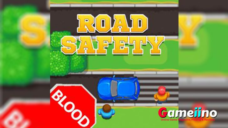 Help people across the streets safely! It's pretty dangerous out there so watch out for gaps in traffic and make sure that nobody gets hit by cars if you want to avoid a bloody mess! Hurry up, time is limited! - Gameiino