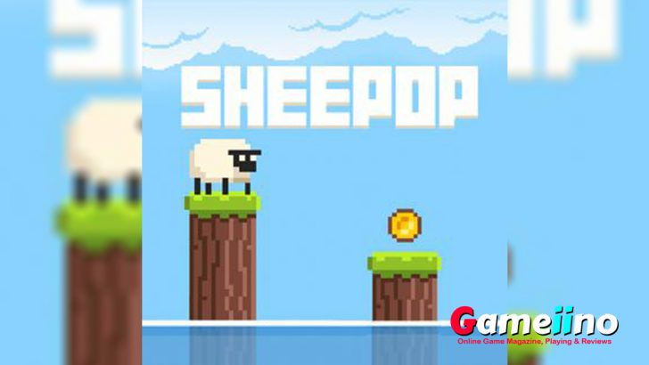 Sheepop is an addictive arcade sheep games with cute pixel art. Try to help sheep to jump and play free and amazing games from pole to pole and go home. Gameiino.com