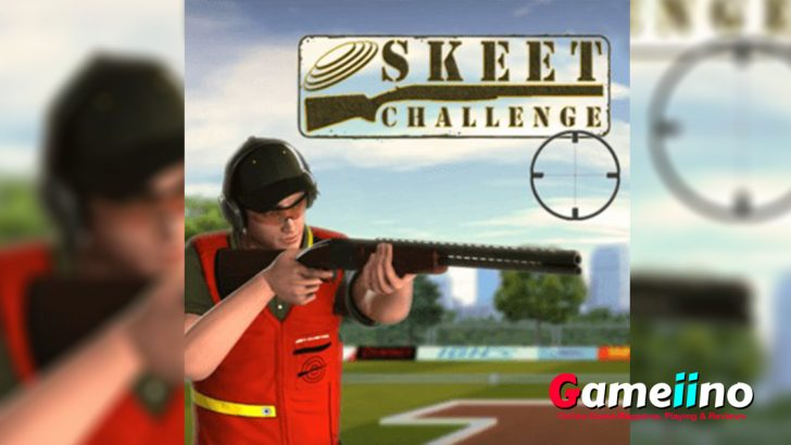 Skeet Challenge Teaser In this challenging sports game it's all about a steady hand and good aim - image - Gameiino.com