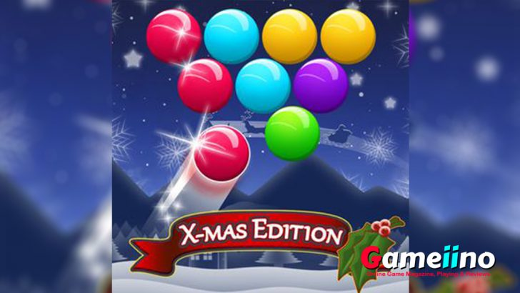 Smarty Bubbles X MAS EHo ho ho! It's wintertime! Our fantastic bubble shooter Smarty Bubbles is now shining in a beautiful winterly look - image - Gameiino