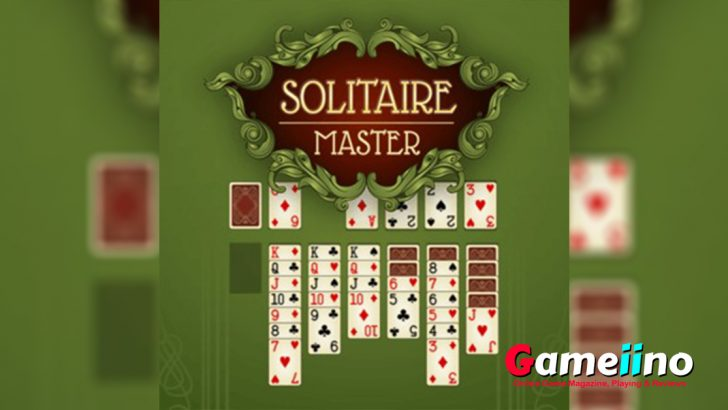 Solitaire Master Teaser Solitaire, FreeCell and Spiderette, the three most popular card games - image - Gameiino