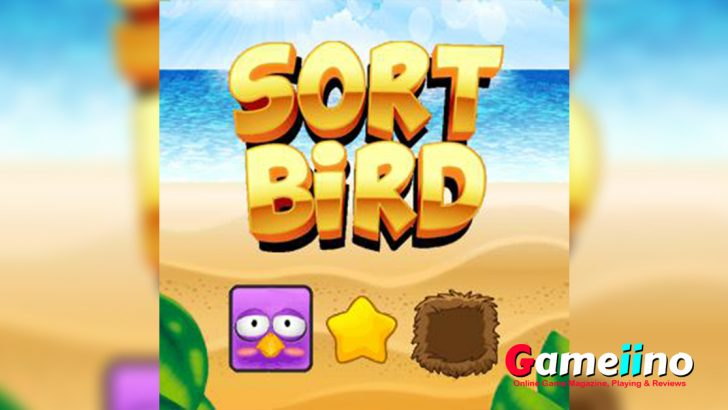 Sort Bird Teaser - image - Gameiino.com