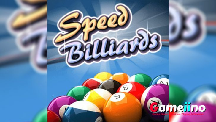 Speed Billiards Teaser This new game of billards will win you over with its 3D graphics and the special challenge that it adds to classic billards by being based on quickness - image - Gameiino.com