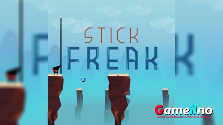 Stick Freak Teaser Become the ultimate Stick Freak! In this challenging arcade game you need to prove your skills - image - Gameiino