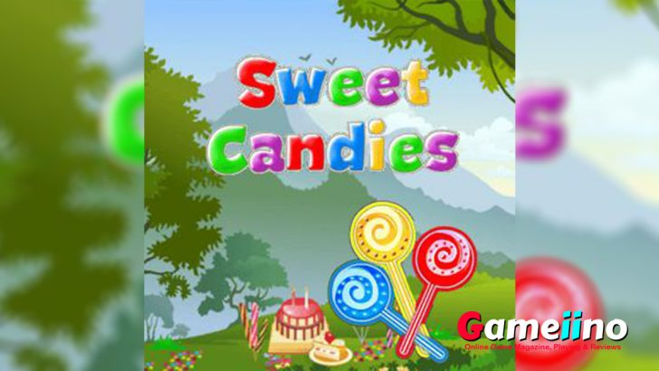 Sweet Candies Teaser Your task in this classic Match3 game is to combine at least 3 of the same candies and clear all chocolate fields - image - Gameiino