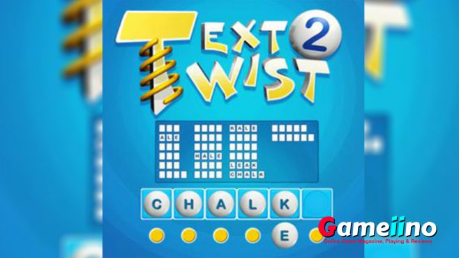 Text Twist2 Teaser Let's twist! Get ready for some word-finding fun in Text Twist 2 - image - Gameiino