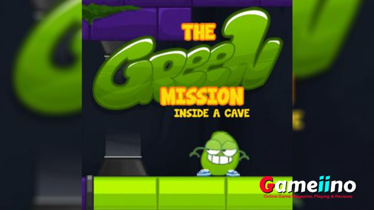 The Green Mission Teaser In the platform game The Green Mission you take on the role of Buddy - image - Gameiino.com