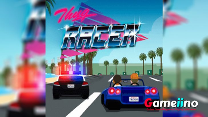 Thug Racer Teaser Join the two wannabe thugs Ratty and Weasel on an epic driving journey inspired by an 80s arcade classic - image - Gameiino.com