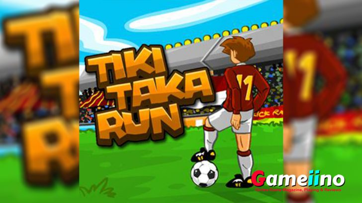 Tiki Taka Run Teaser Tiki Taka means finest one touch football which was perfected by Pep Guardiola and his FC Barcelona - image - Gameiino.com