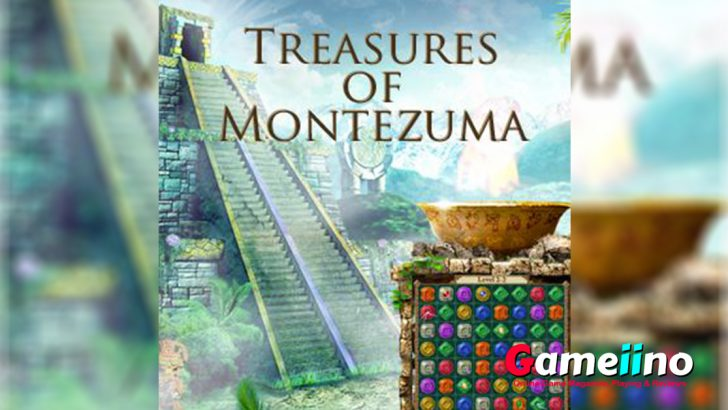Treasures Of Montezu Chase down the trail of Montezuma and discover the power of the mysterious statues - image - Gameiino