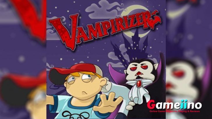 Vampirizer Teaser Help three bored vampires in this fun physics puzzle to recruit party guests - image - Gameiino.com