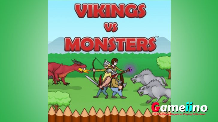 Monsters are attacking your Viking village and it's your task to keep everyone safe from harm in this challenging defense marvel heroes strategy games! - image - Gameiino.com