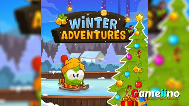Play frozen lake wonderland online skating and enjoy the enormous fun in wintertime. Don't worry the cool games all through the year!! - image - Gameiino.com
