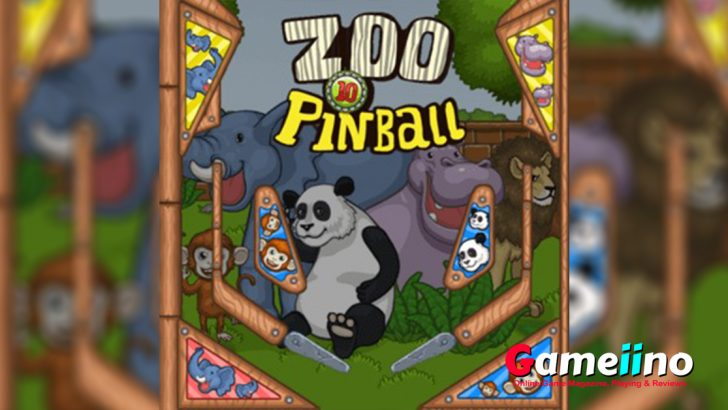 Do you love Cute animals zoo themed pinball arcade games free? Let's start with the brand new free option of your gameplay with zoo pinball arcade. - image - Gameiino.com